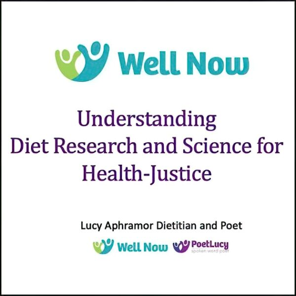 Well Now Understanding Dieting and Science Video