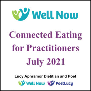 Connected Eating for Practitioners